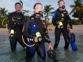 Divemaster internship Europe Divemaster Shore dive