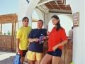 Divemaster internship Europe Divemasters beach bar