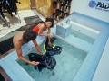 Divemaster internship Europe Divemasters cleaning kit