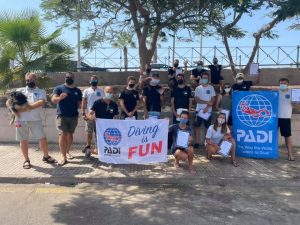 Welcome to the PADI Family