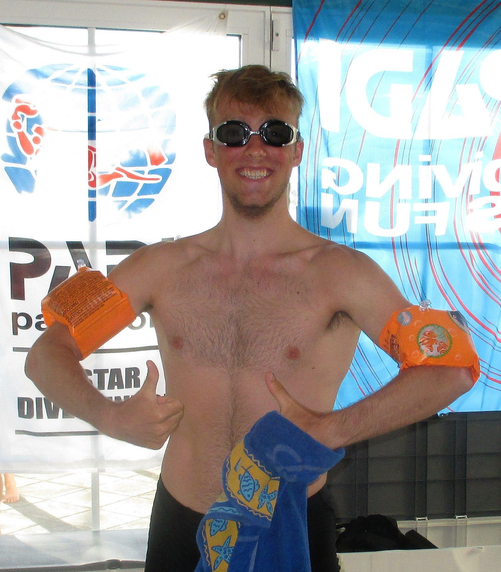 PADI Divemaster Chris