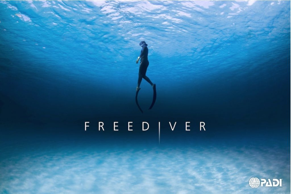PADI-Freediver in Tenerife