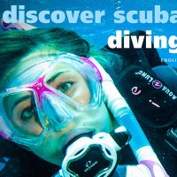 PADI Discover Scuba Diving DSD