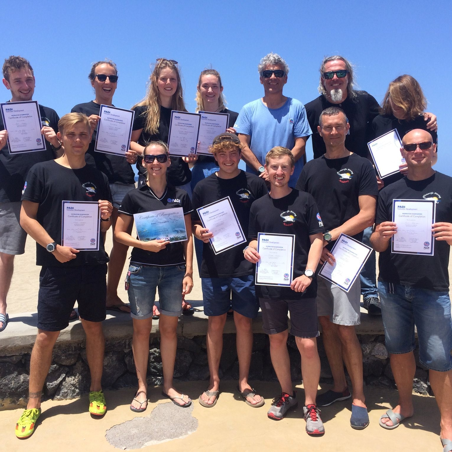 PADI Instructor Course IDC May 2019