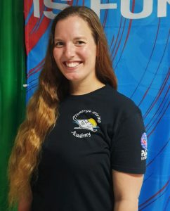 PADI Elite Staff Instructor Nicole