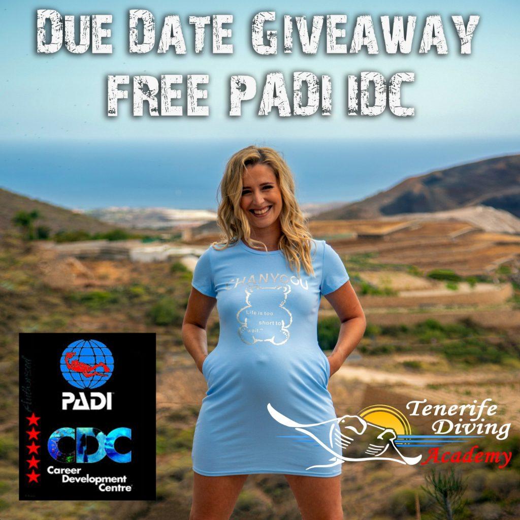 PADI IDC Giveaway